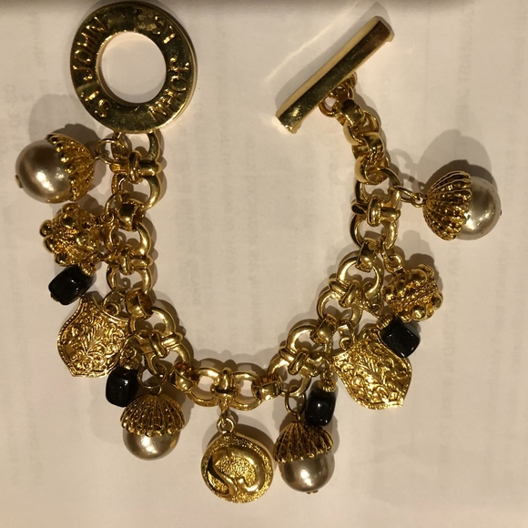 St John Jewelry - ST JOHN CHARM BRACELET